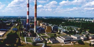 Elektrociepłownia-Dalkia